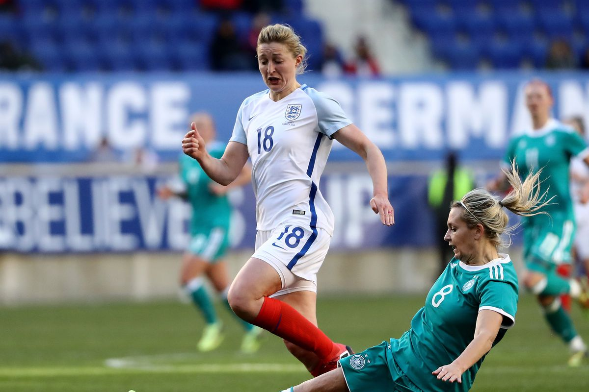 2018 SheBelieves Cup - Germany v England