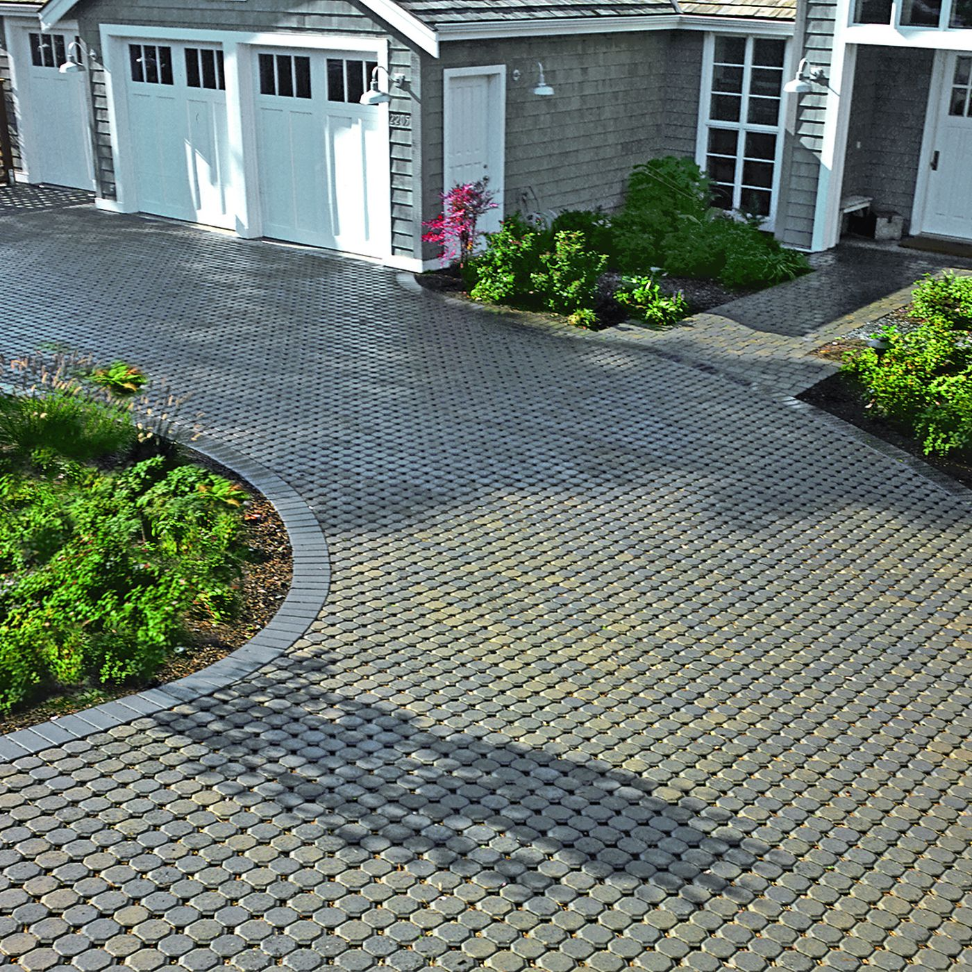Prevent Driveway Puddles With Pervious Paving This Old House
