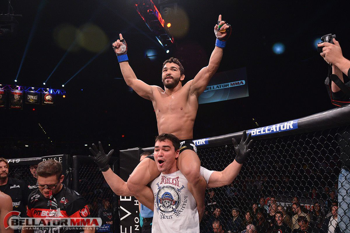 Bellator champ Patricio Freire would offer own brother in trade for Jose Aldo