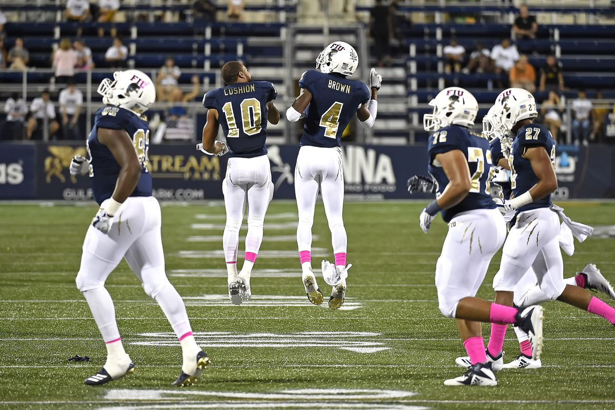 COLLEGE FOOTBALL: OCT 20 Rice at FIU
