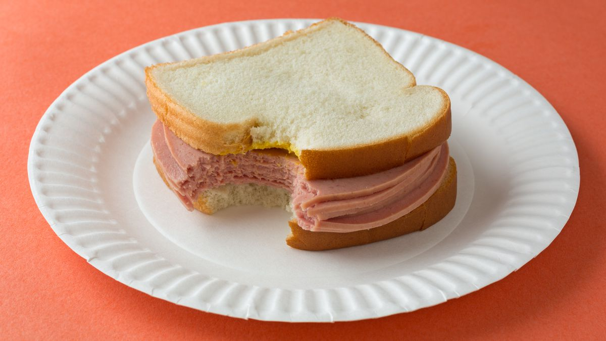 How Lunch Became A Pile Of Bologna Eater