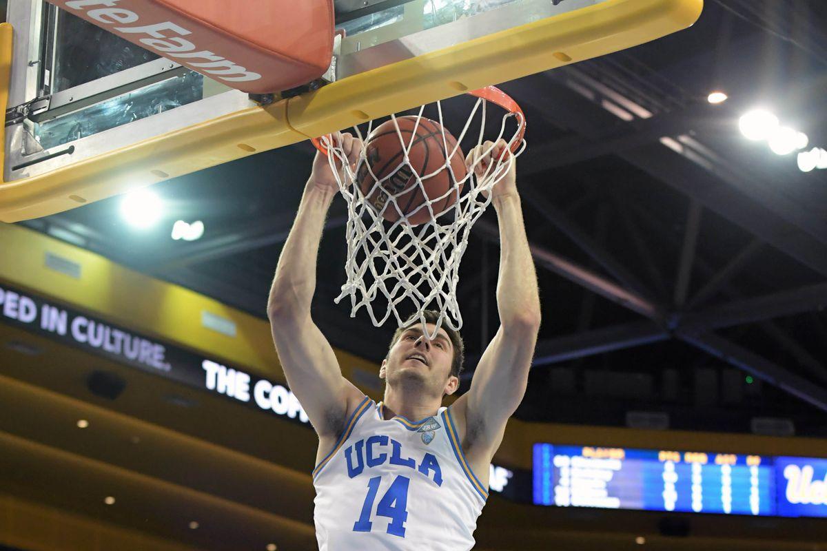 NCAA Basketball: Central Arkansas at UCLA