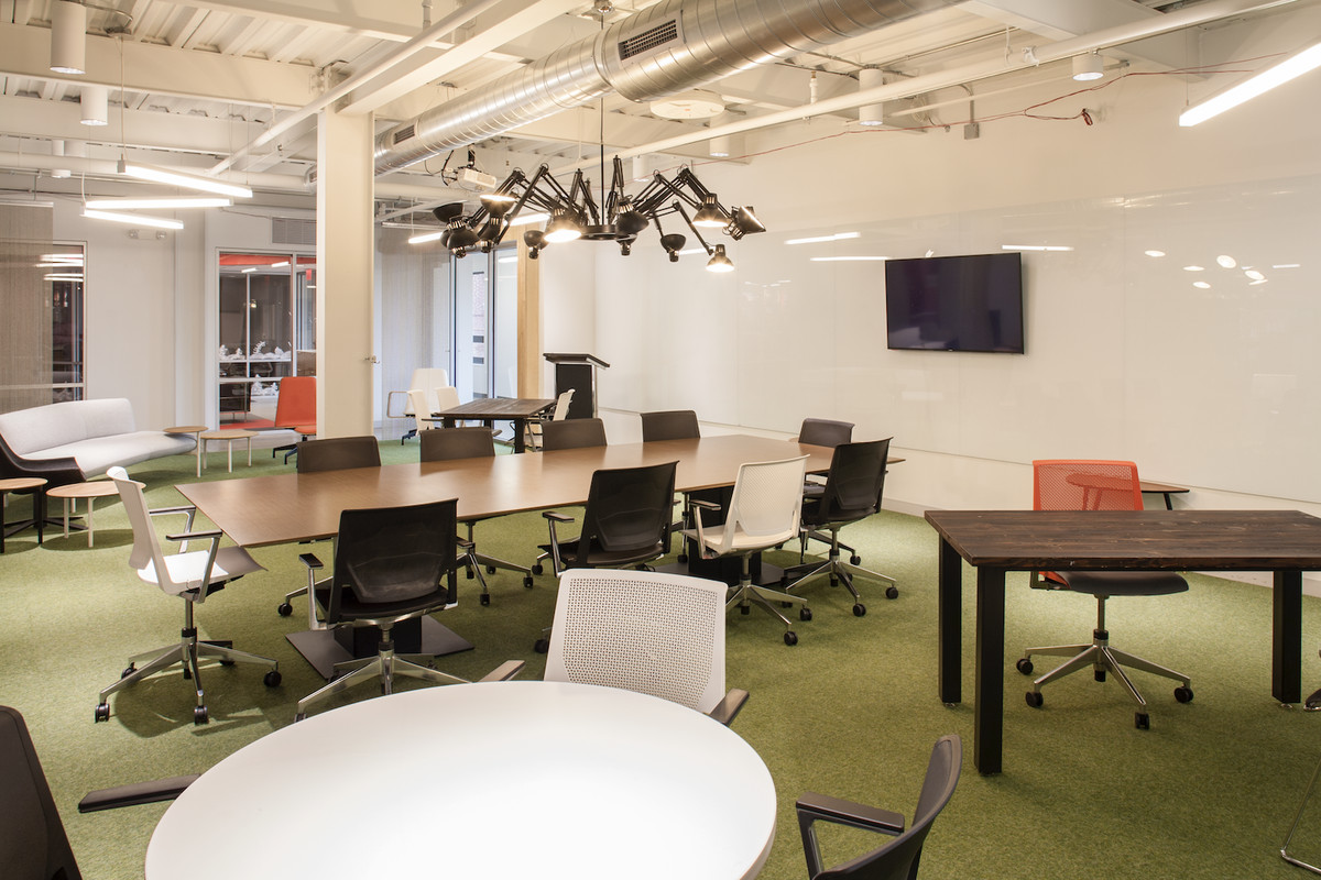 Ltu To Launch New Design Incubator Co Working Space Curbed Detroit