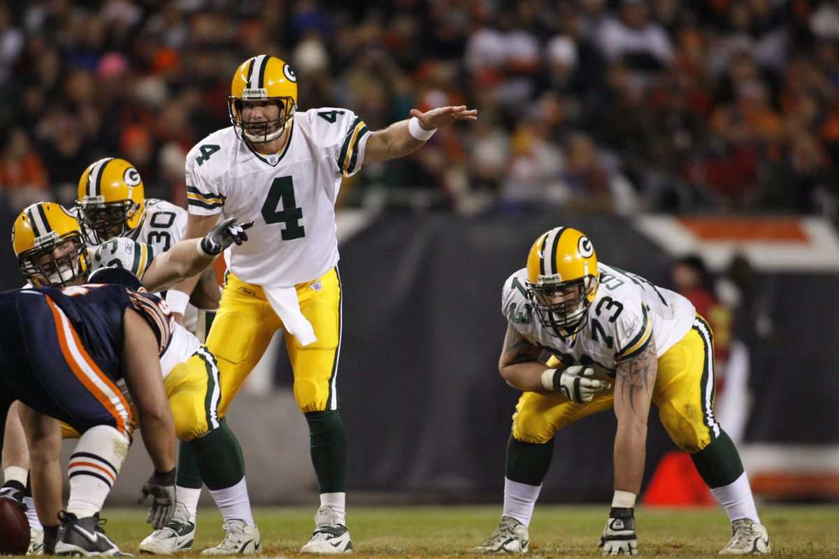 Green Bay Packers vs Chicago Bears