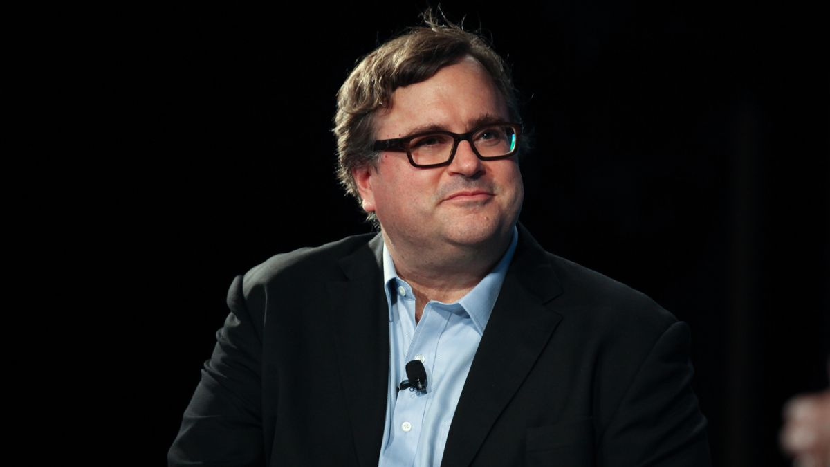 LinkedIn co-founder Reid Hoffman