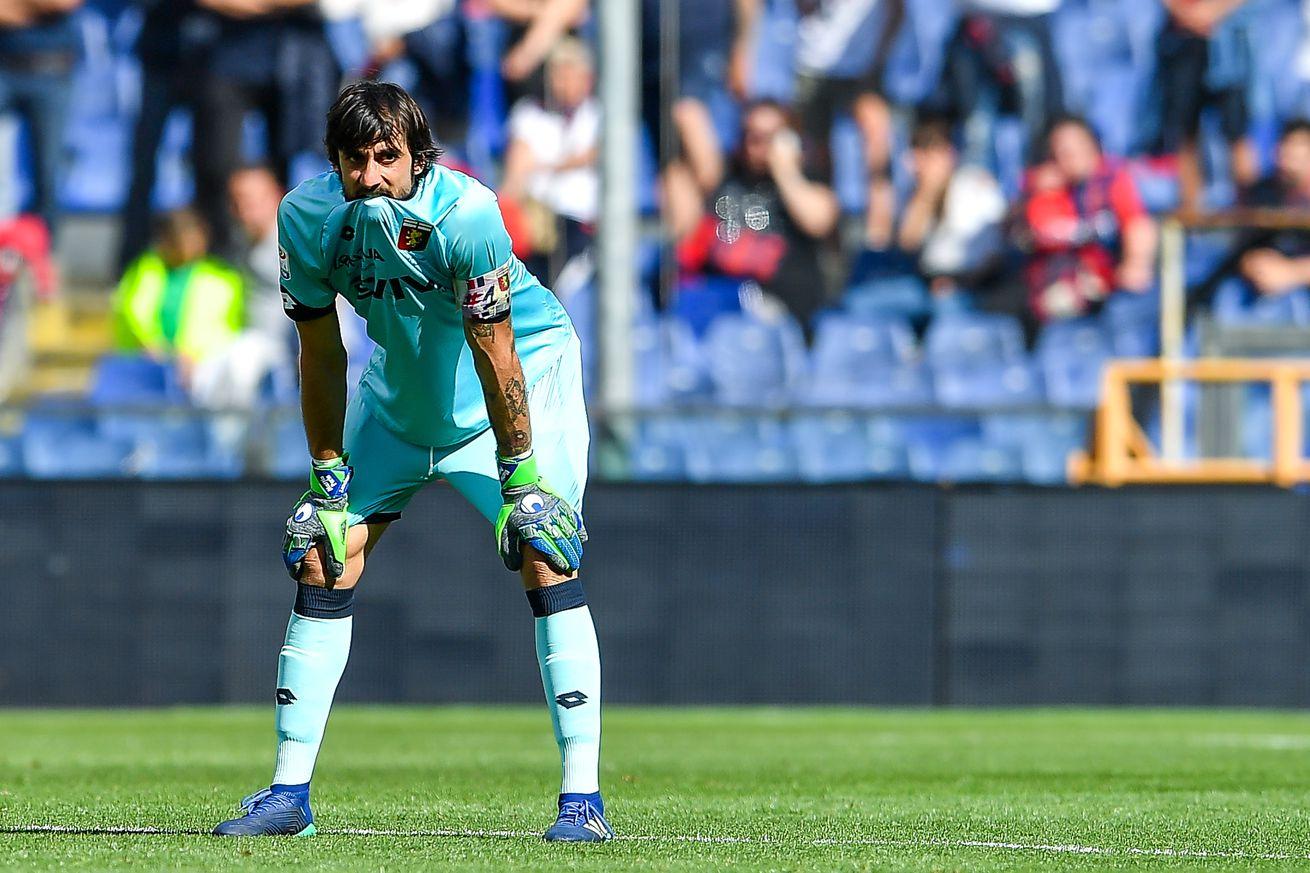 Beppe Marotta confirms Juventus? interest in Mattia Perin, Matteo Darmian
