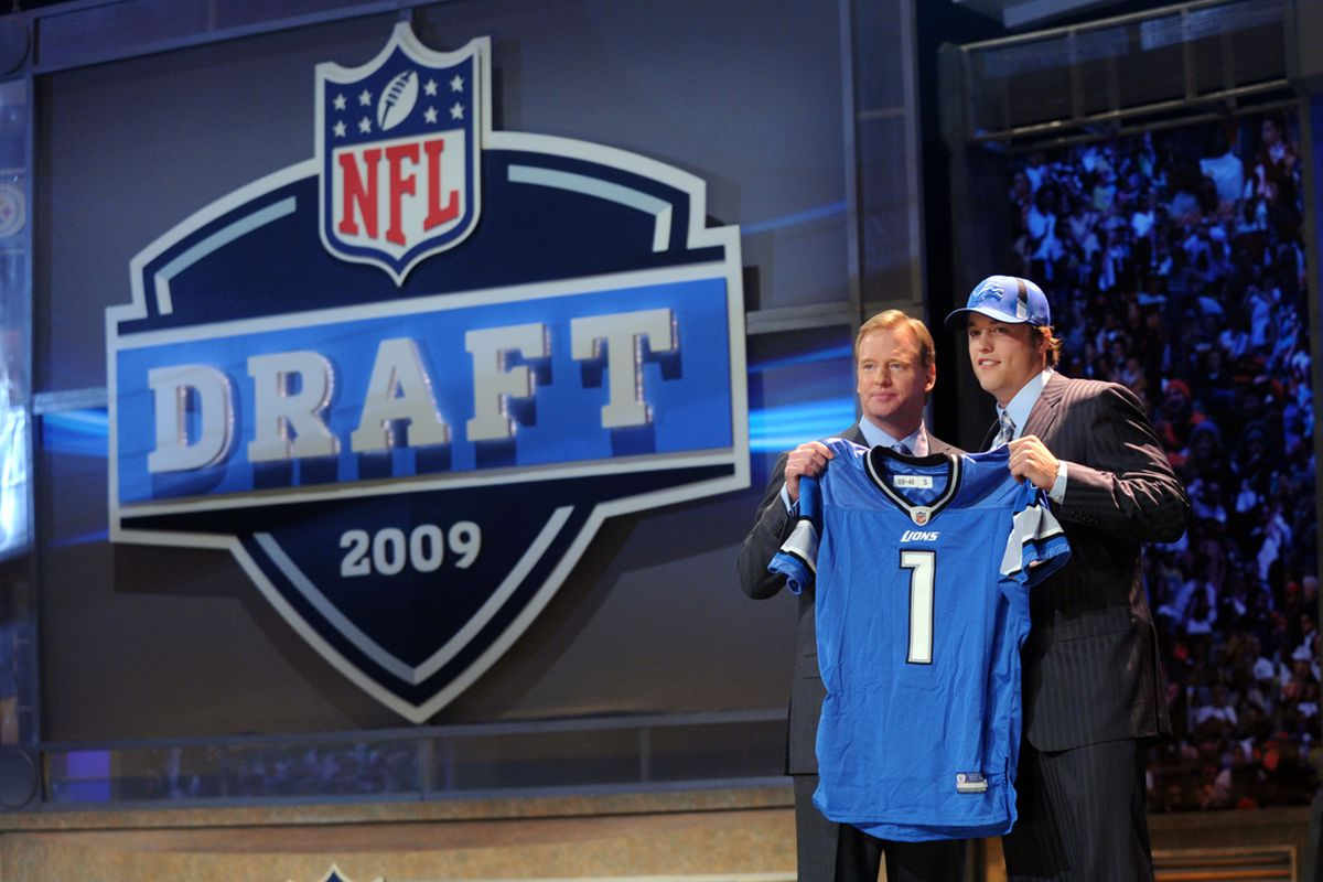 Reviewing The Lions 2009 Draft Class Pride Of Detroit