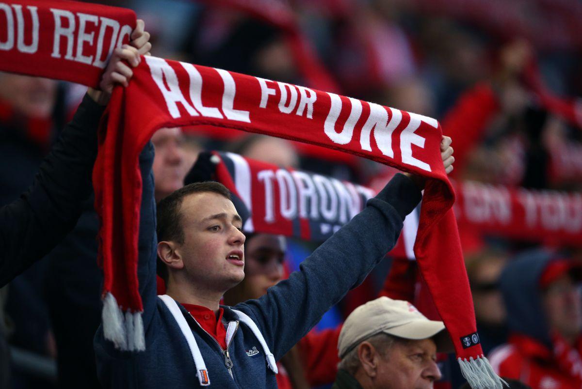 DC United v Toronto FC - First Round