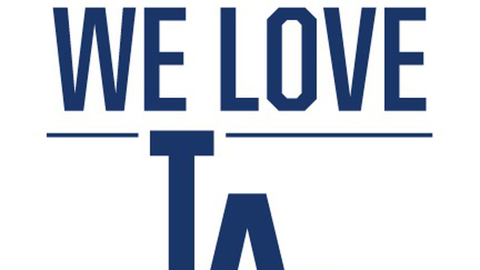 Dodgers announce 'We Love LA' marketing slogan for 2015 - True Blue LA