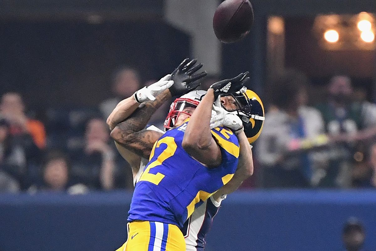 1d1c78d7 Could the LA Rams shop CB Marcus Peters? - Turf Show Times