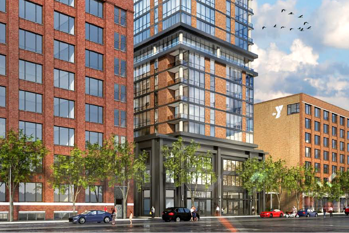 Hundreds more apartments proposed for Chicago's West Loop ...