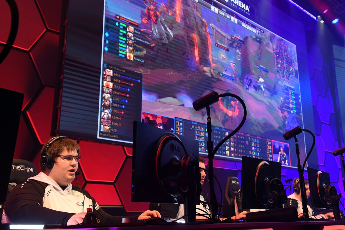 Grand Opening Of Esports Arena Las Vegas, The First Dedicated Esports Arena On The Las Vegas Strip At Luxor Hotel and Casino