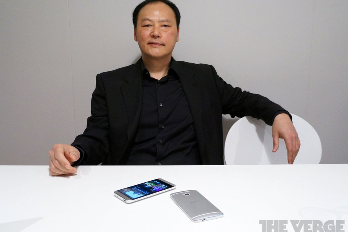 Peter Chou, HTC CEO, stock