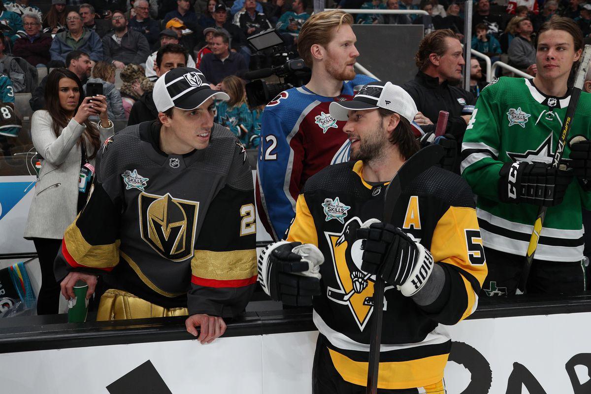 2019 SAP NHL All-Star Skills - Premier Passer