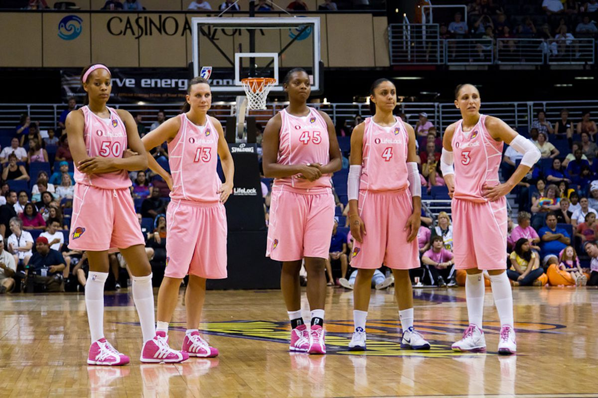 They might be wearing pink, but that doesn't mean you should mess with them. (Photo by Ryan Malone)