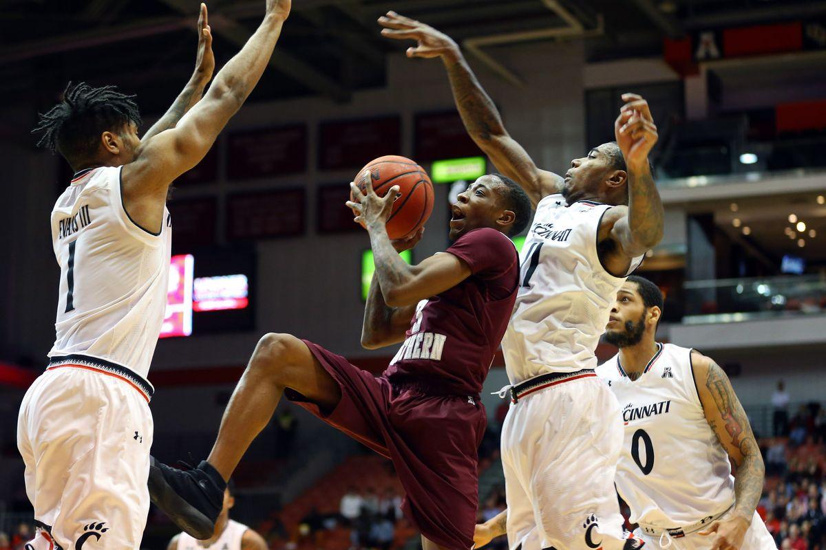 NCAA Basketball: Texas Southern at Cincinnati