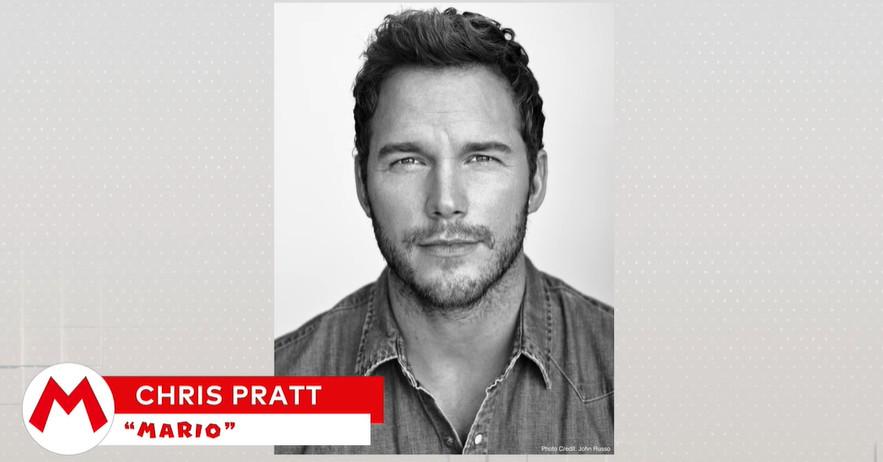 """Chris Pratt berpartisipasi dalam casting Super Mario: """"Kami melakukan banyak pekerjaan"""""""