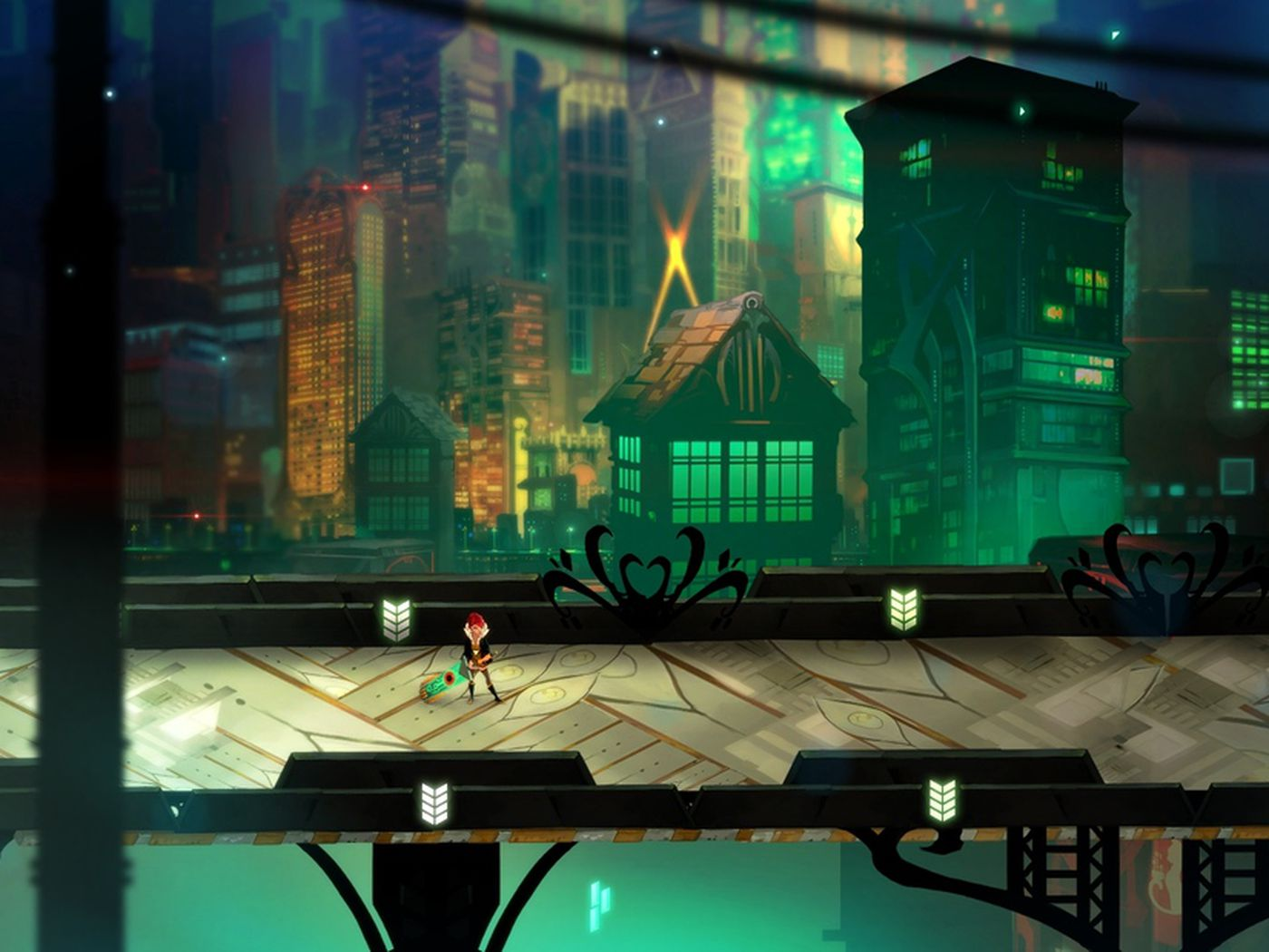 bastion developer supergiant games next title is transistor will