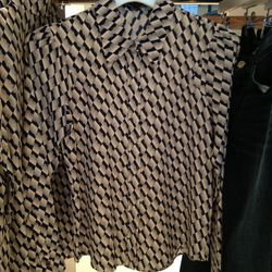 Tocca blouse, originally $275, now with 40% off ($165)