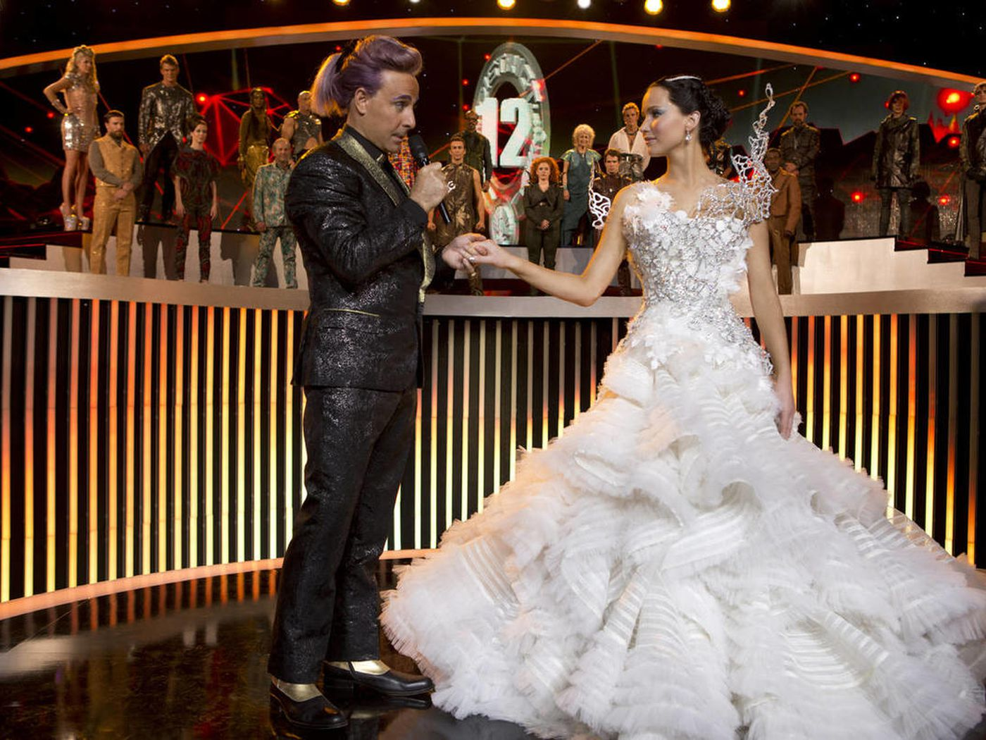 Catching Fire' raises the stakes in 'Hunger Games' sequel
