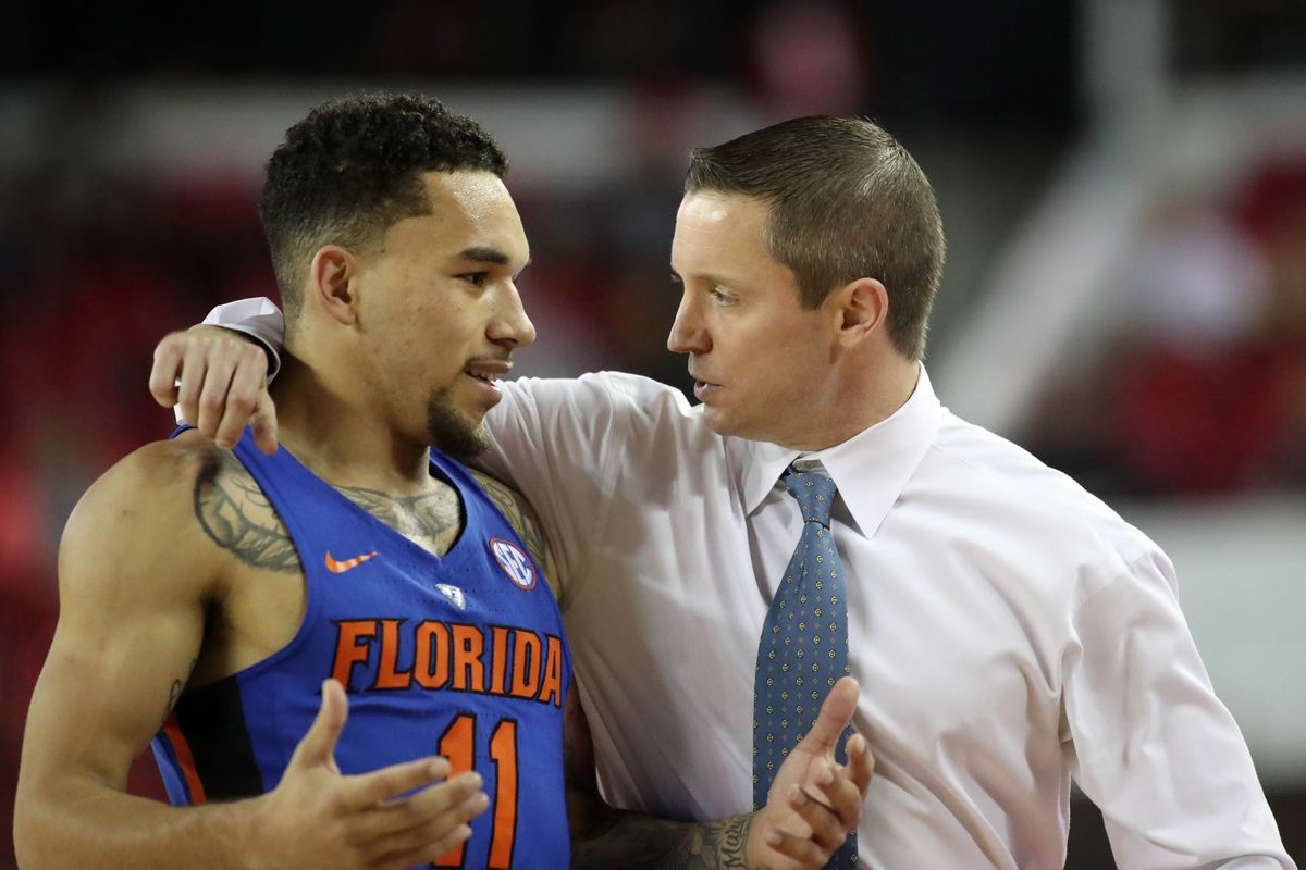 NCAA Basketball: Florida at Georgia