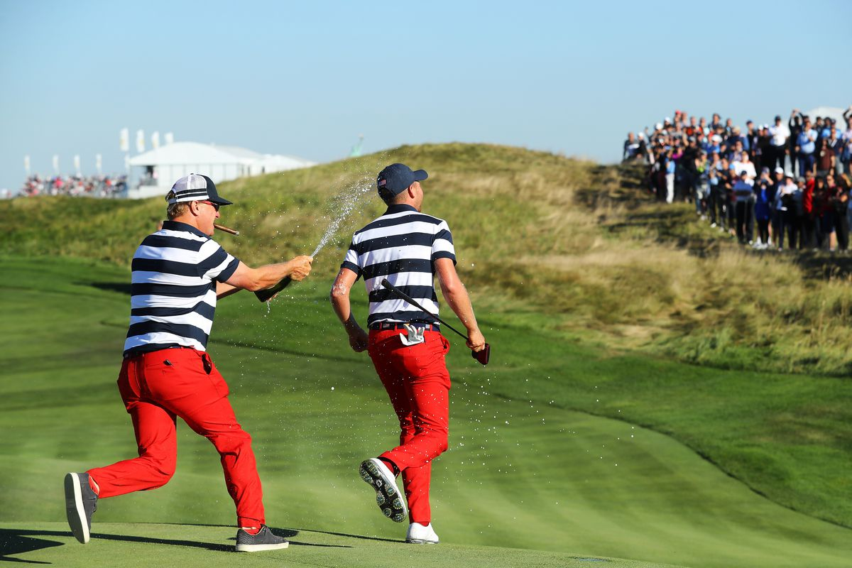 2017 Presidents Cup results: Team USA wins cup at Liberty ...