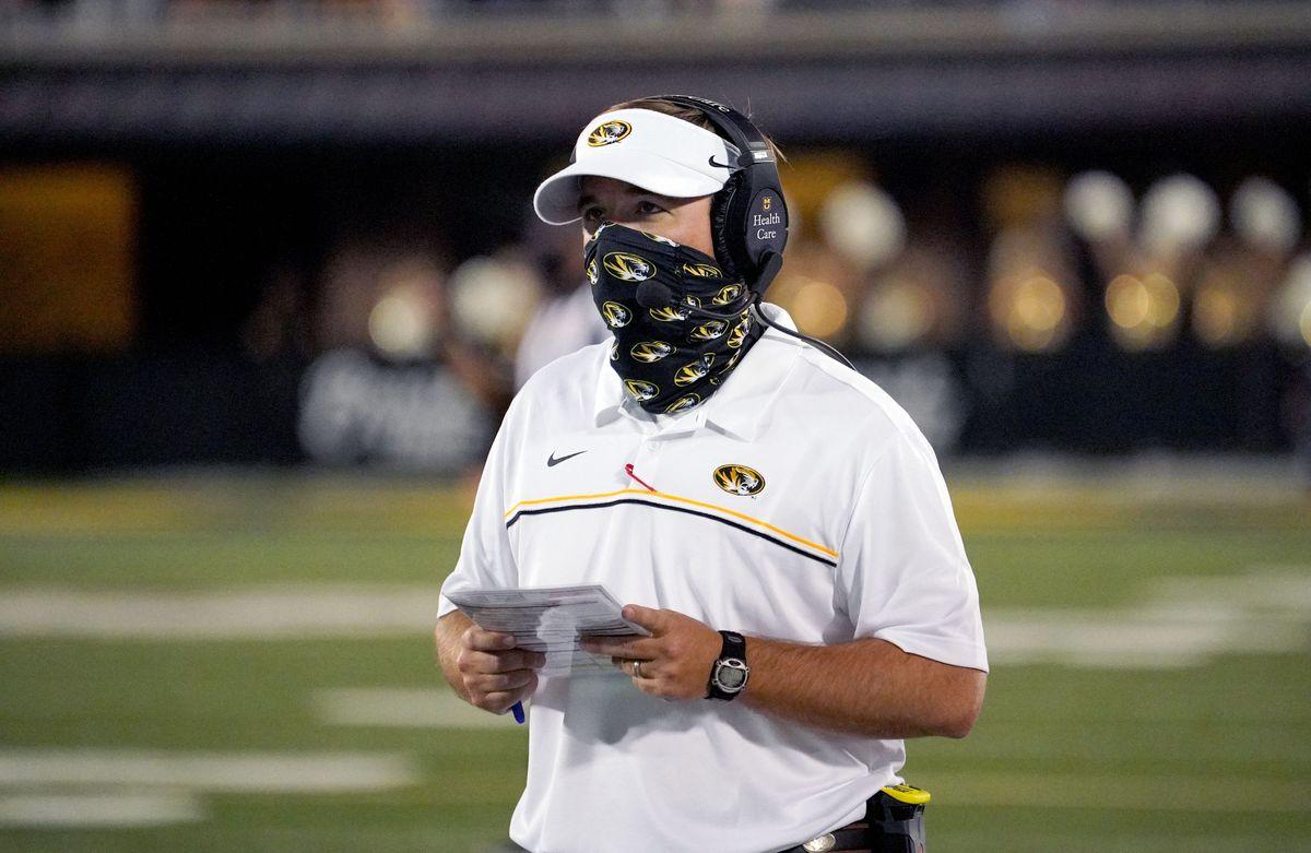 NCAA Football: Alabama at Missouri