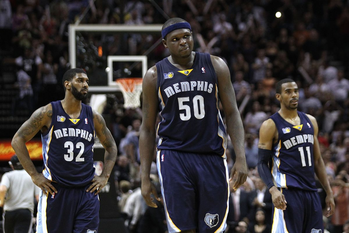 Can the Grizz bound back?