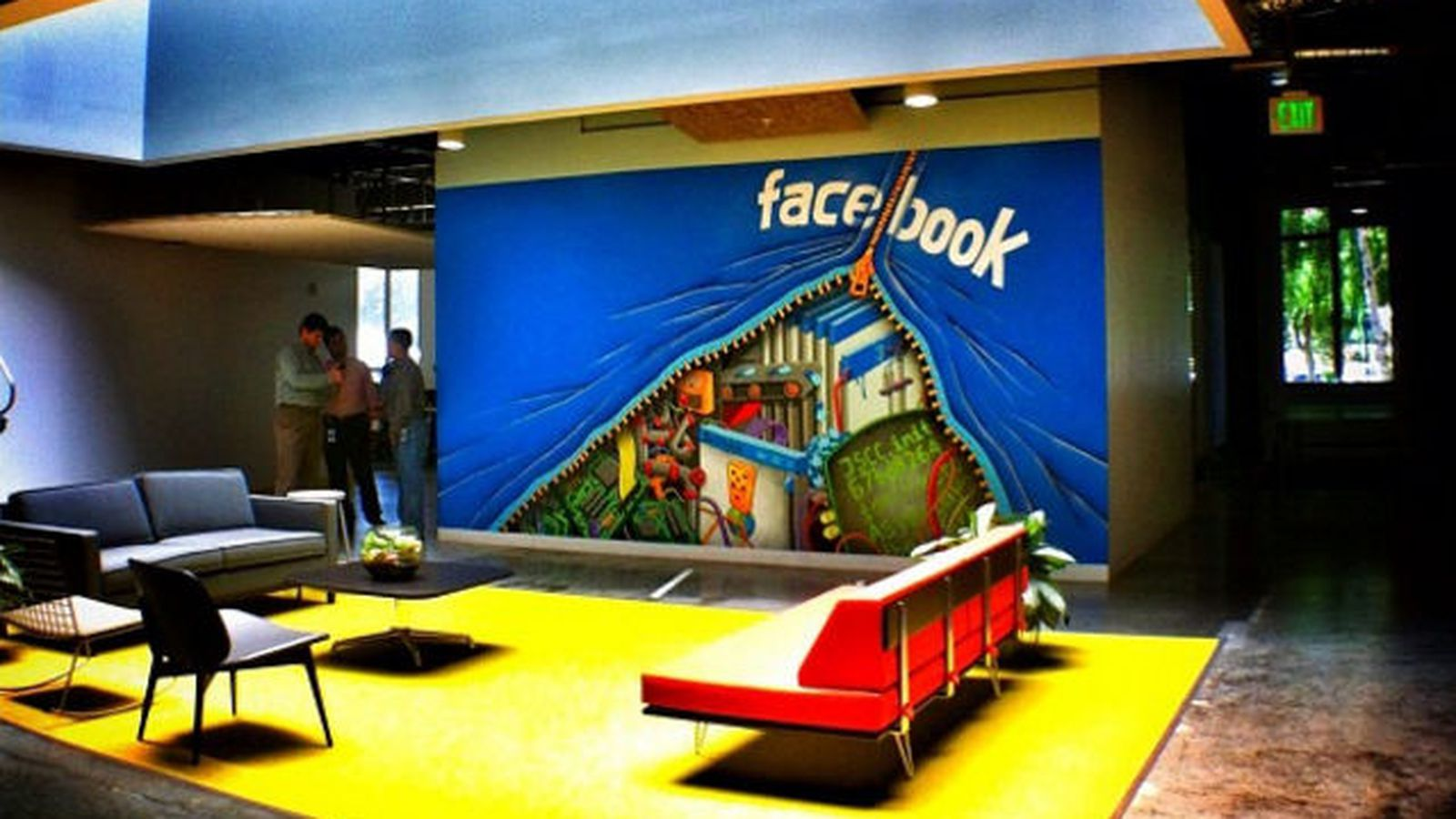 One Year Later Facebook Hq Is Still Ready For Its Close