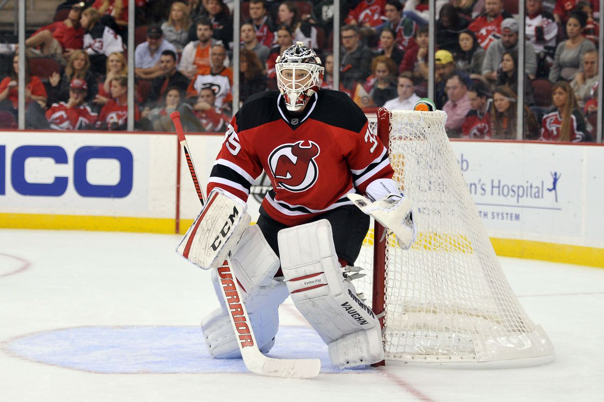 new product 31b9c 77bbf NHL 5 questions: Cory Schneider snaps Martin Brodeur's ...