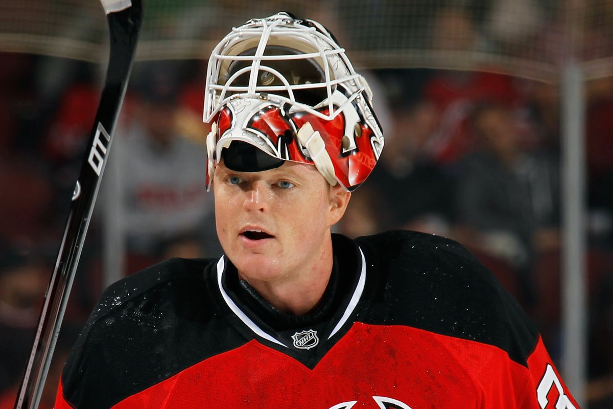 Cory Schneider: First star of the game and well earned with 22 saves in 40 minutes.