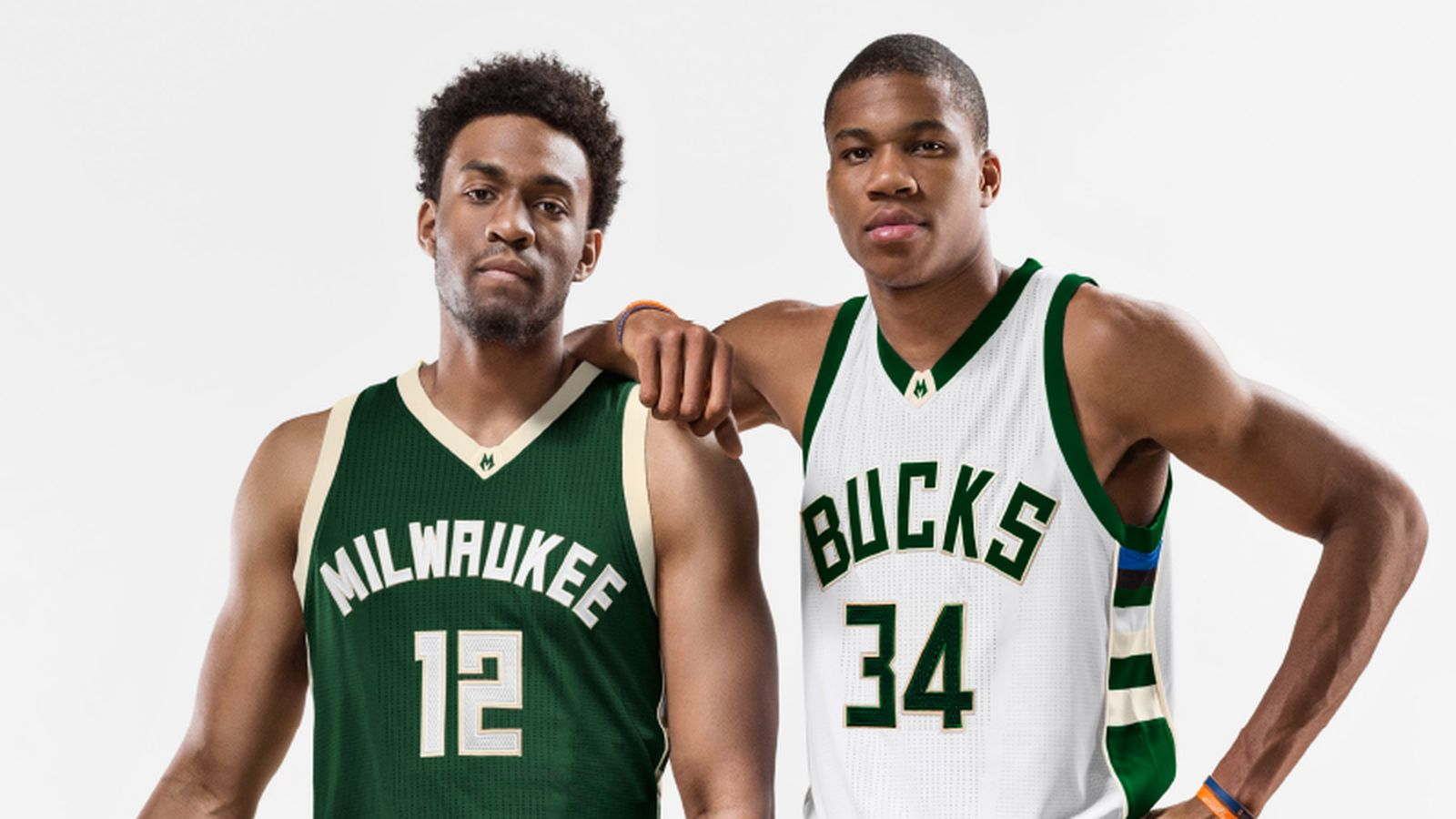 fc224758 Around Wisconsin: Milwaukee Bucks unveil new uniforms during Summer Block  Party - Bucky's 5th Quarter