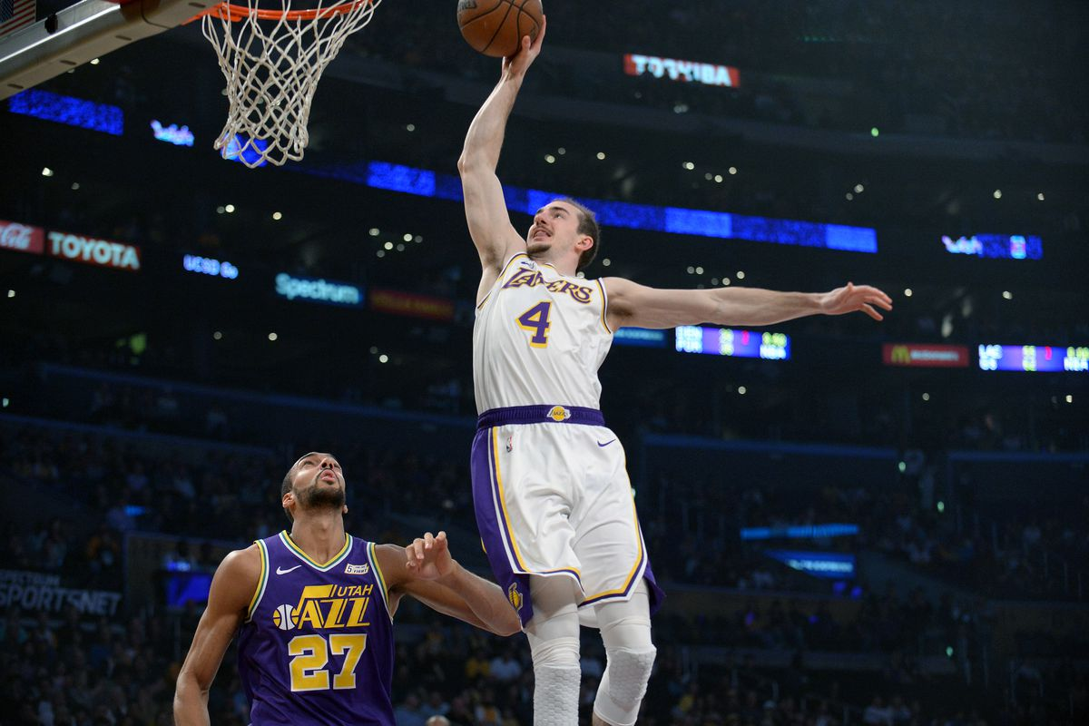 Lakers: Alex Caruso has enjoyed being a fan favorite; has enjoyed the memes