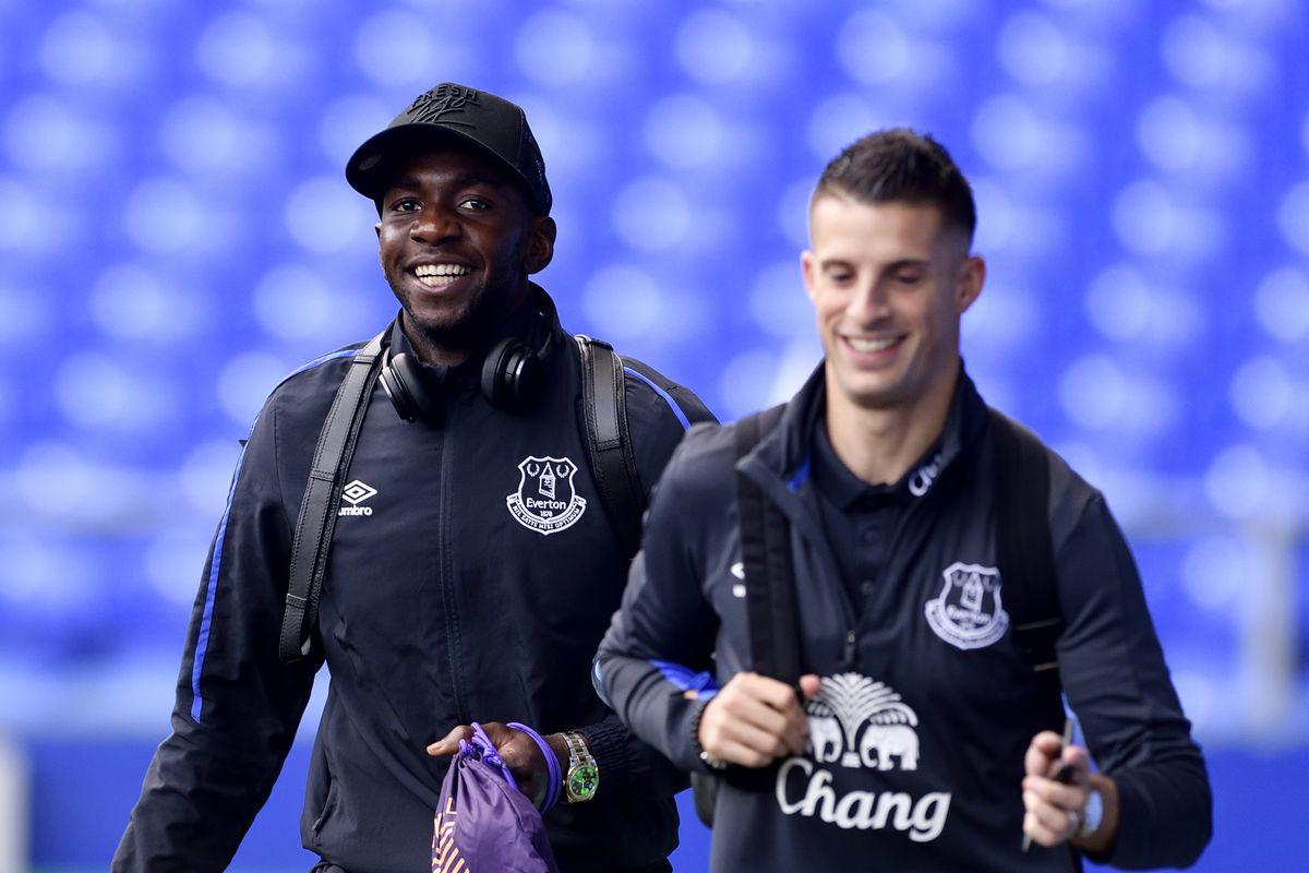 Everton v Crystal Pakce - Premier League
