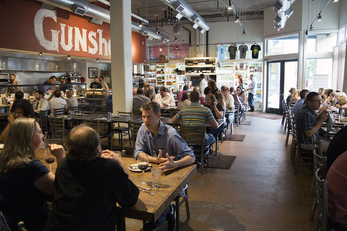 Gunshow Is One of Eater's 38 Essential Restaurants in