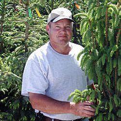 Curt Deru, director of J\&J Nursery and Garden Center in Layton.