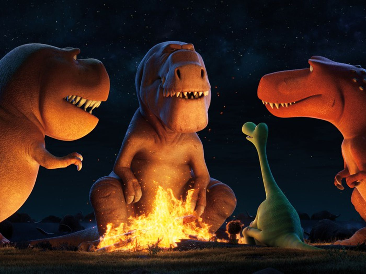 The Good Dinosaur Is Pixar S Most Gorgeous Disappointment Vox