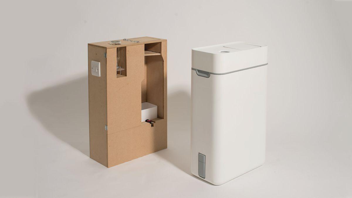 This Kitchen Compost Bin Ferments Your Kitchen Waste