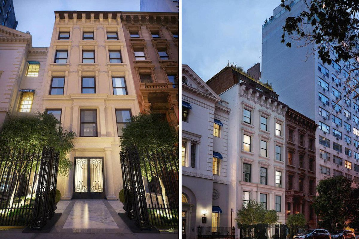 Gloria Vanderbilt S Old Upper East Side House Now 17m Less New