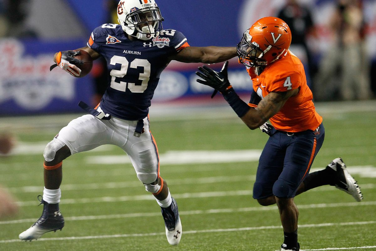 <em>Who is going to be Auburn's offensive leader</em>?  (Photo by Kevin C. Cox/Getty Images)