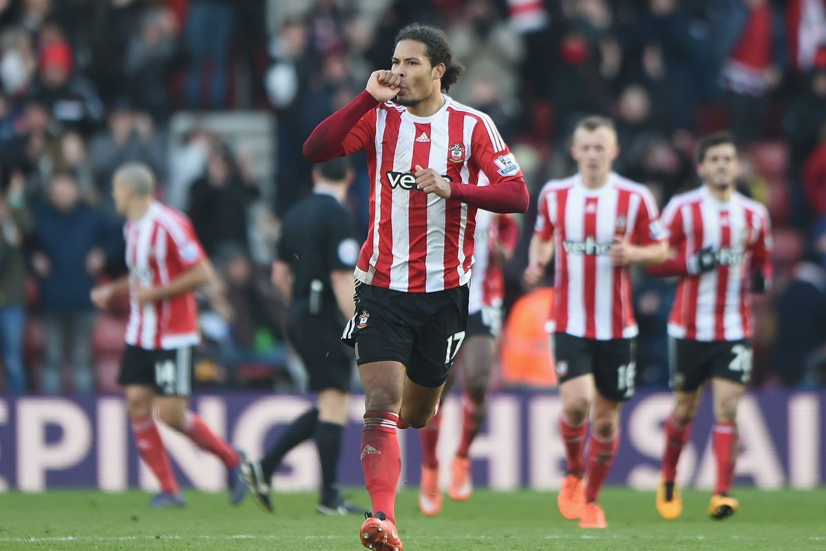 Virgil van Dijk tells Southampton he wants to leave