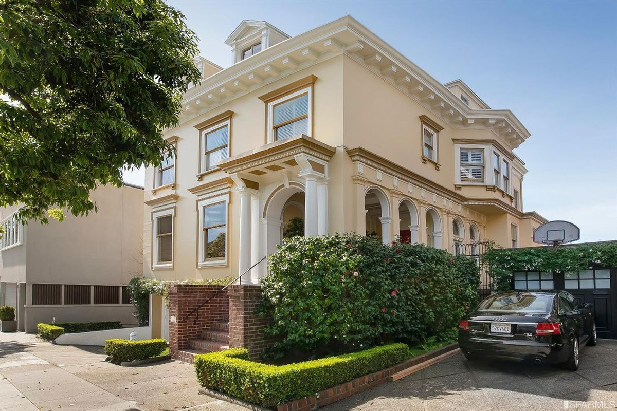 San Francisco Homes Neighborhoods Architecture And Real Estate - 5 most interesting neighborhoods in san francisco