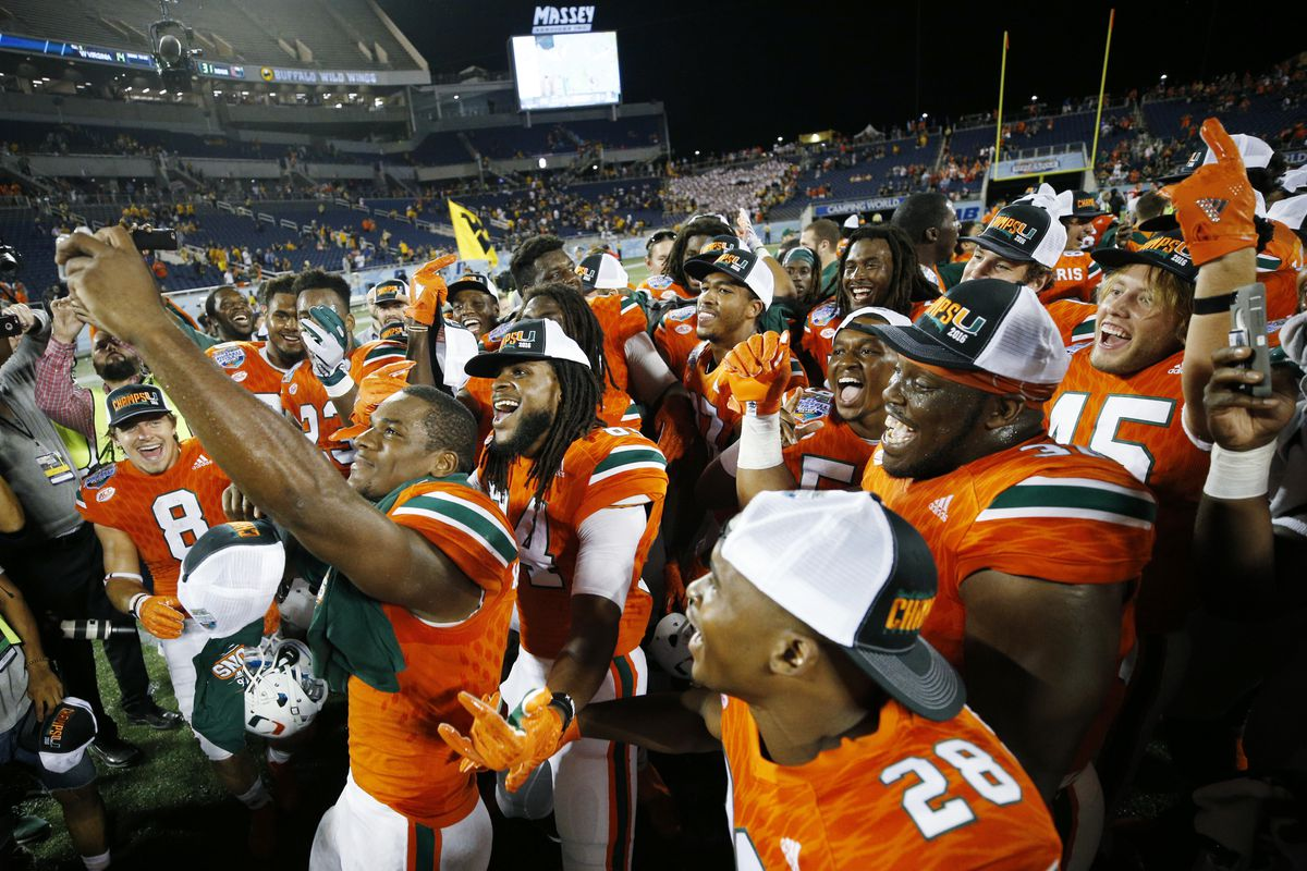 Russell Athletic Bowl - Miami v West Virginia