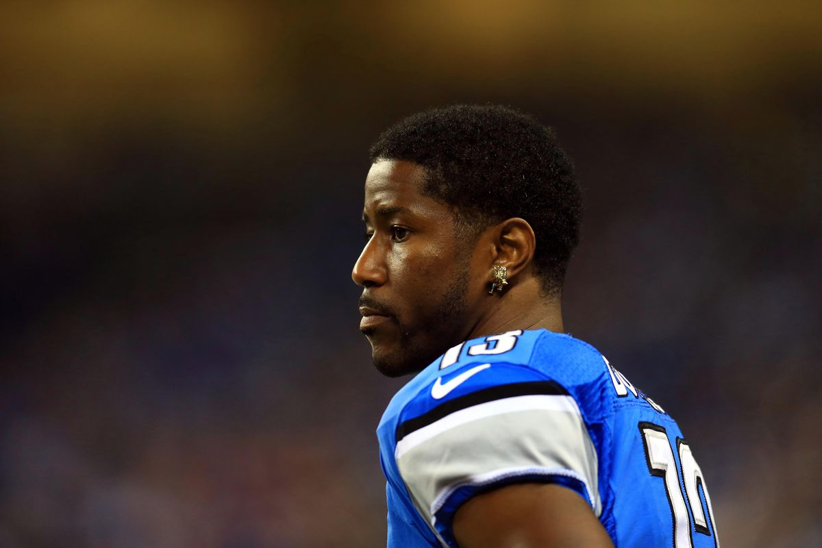 Nate Burleson Injury Lions Wr S Recovery From Broken Arm