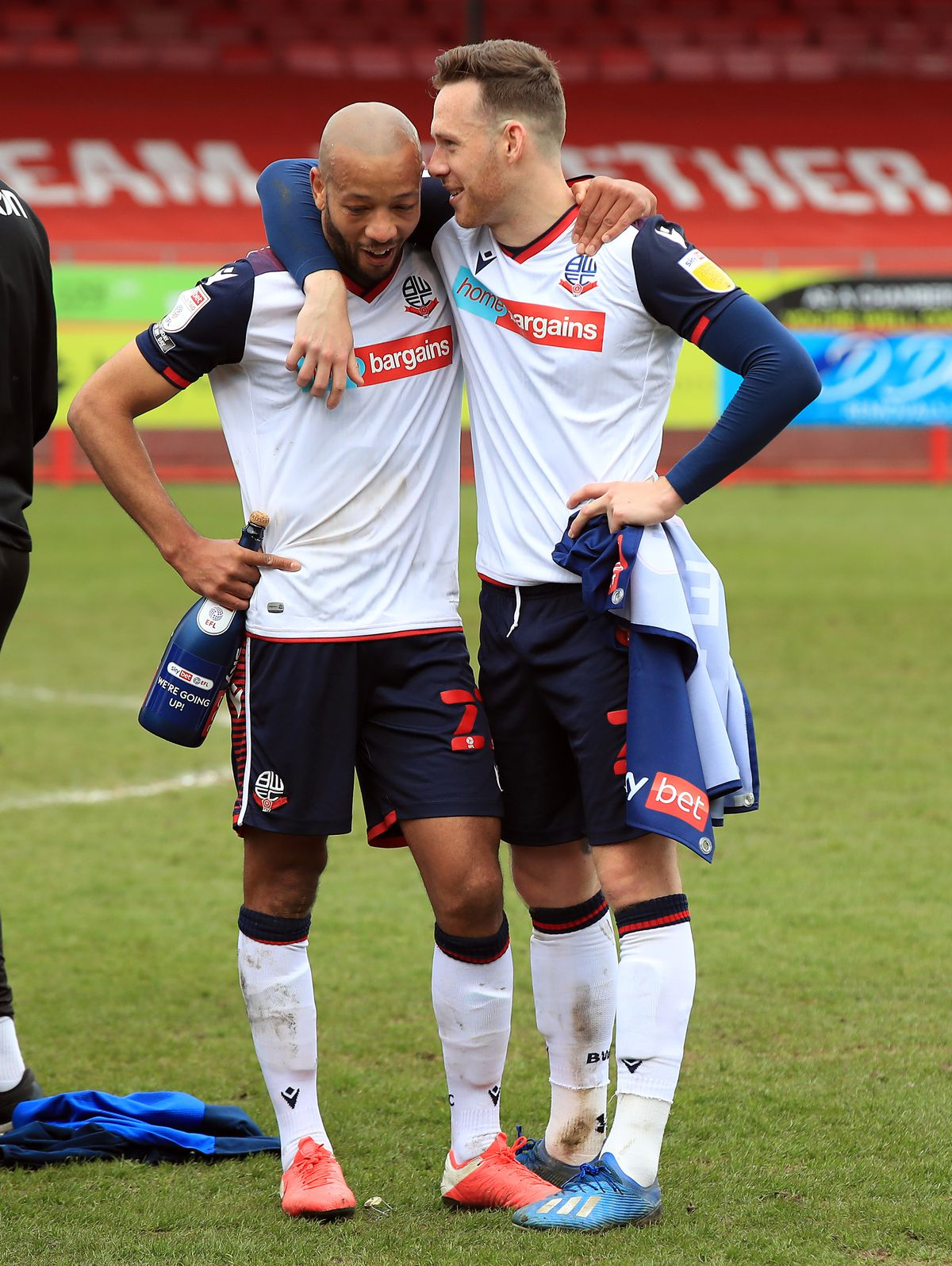 Crawley Town v Bolton Wanderers - Sky Bet League Two - The People's Pension Stadium