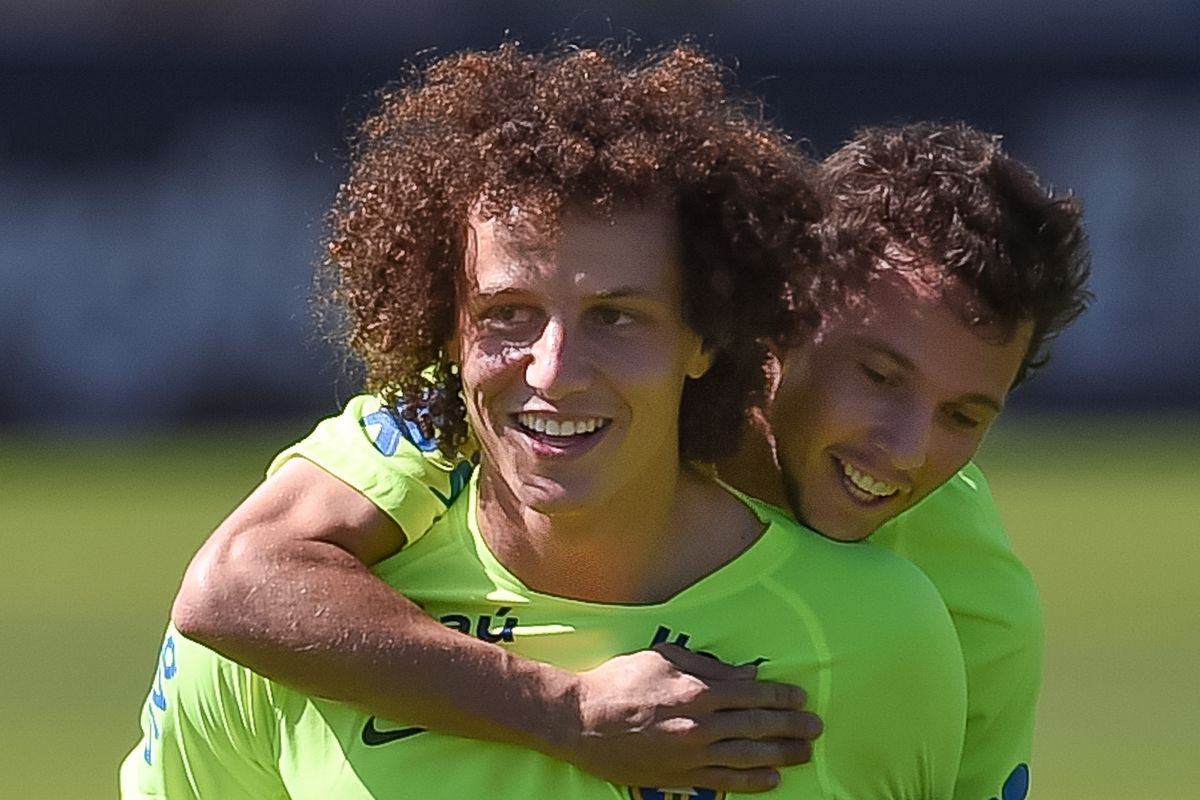 2014 FIFA World Cup Training Camp - Day 5