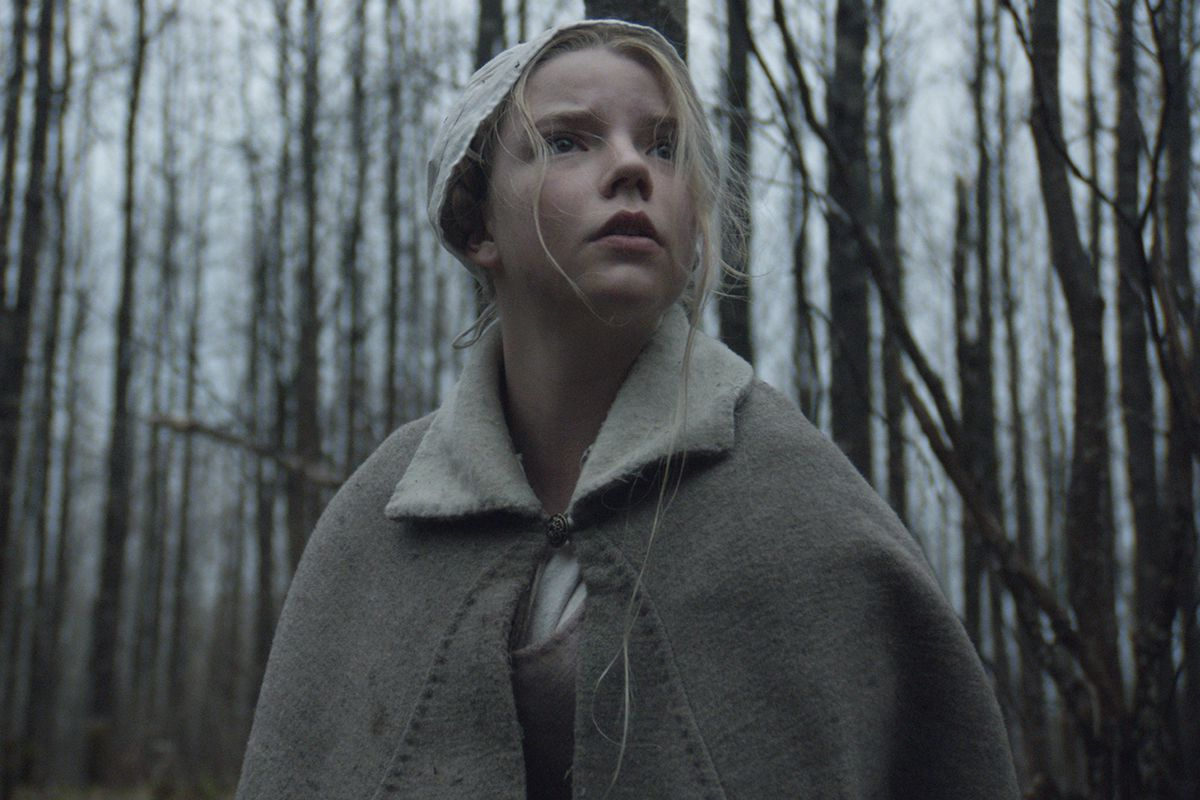 """Anya Taylor-Joy plays Thomasin in A24's """"The Witch."""""""