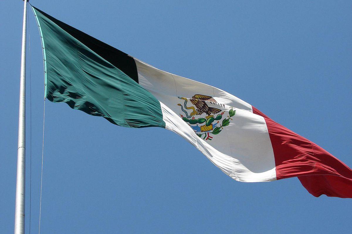Flickr Mexico flag