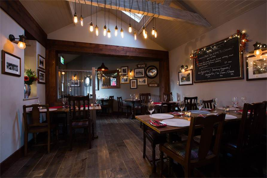 Best London restaurants on film and tv awards: The Griffin from Oscar-nominated Bohemian Rhapsody