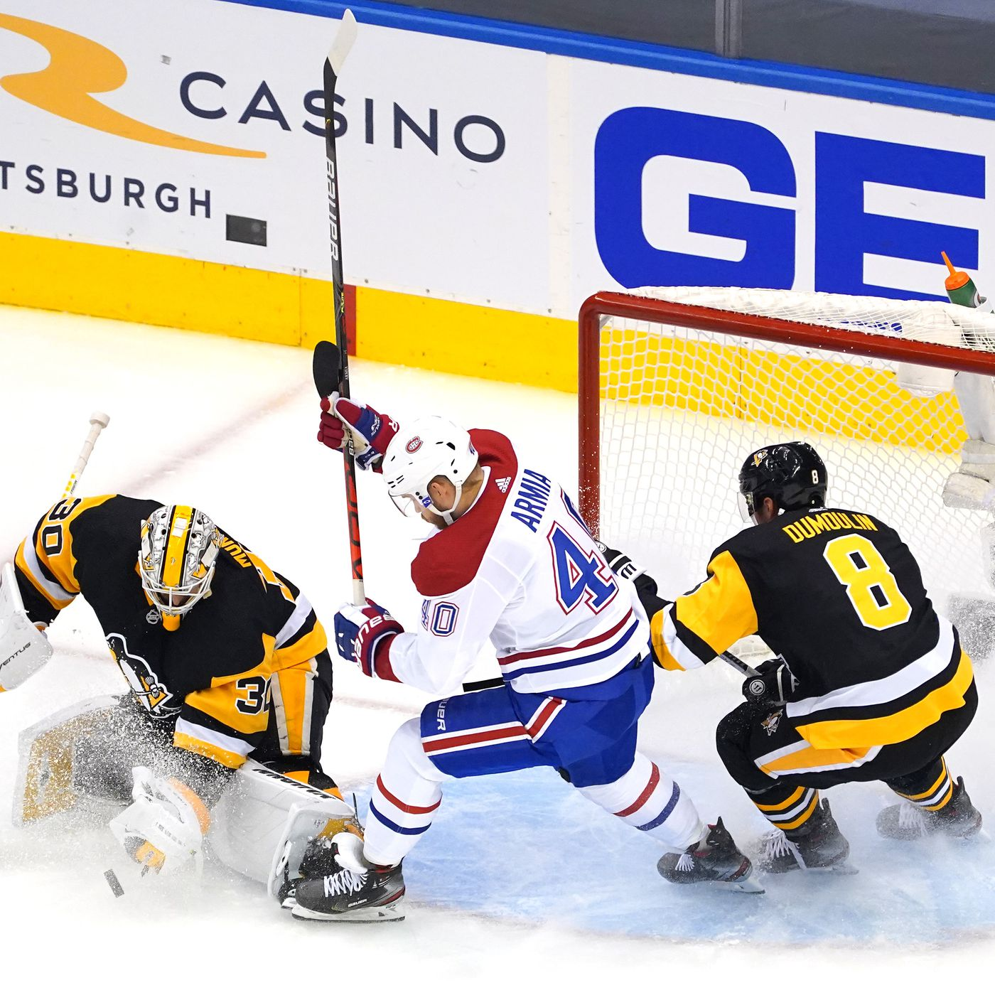Canadiens Penguins Qualifier Game 2 Start Time And How To Watch Eyes On The Prize